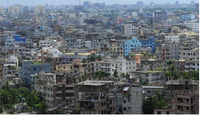 ঢাকা বসবাস অযোগ্য শহরের তালিকায় দ্বিতীয়